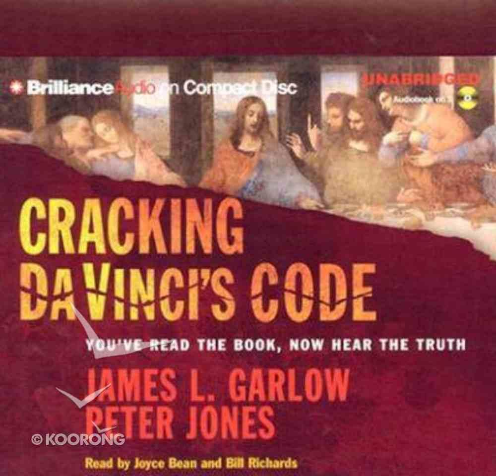 Cracking Da Vinci's Code CD
