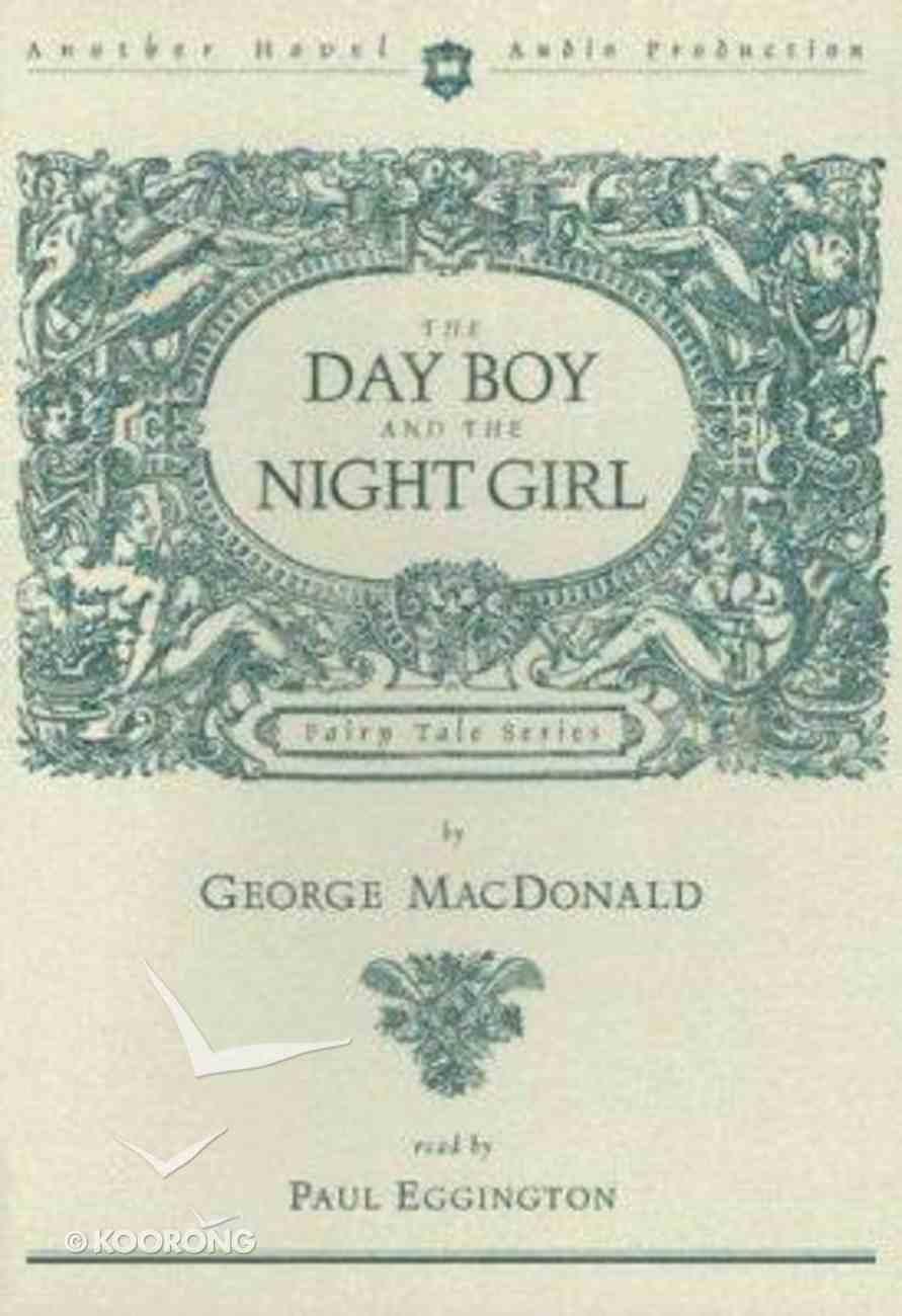 The Day Boy & Night Girl CD
