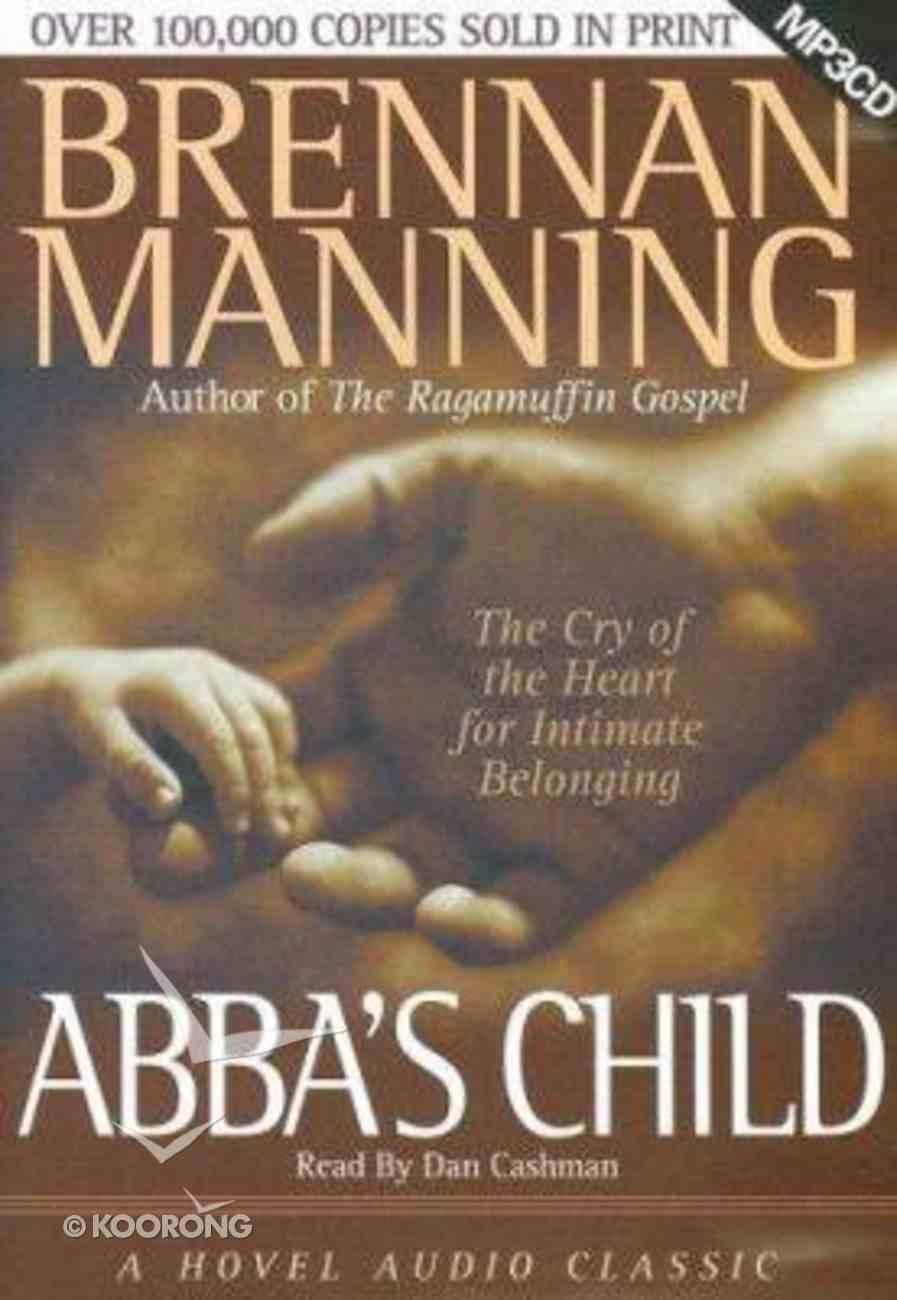 Abba's Child (Mp3) CD