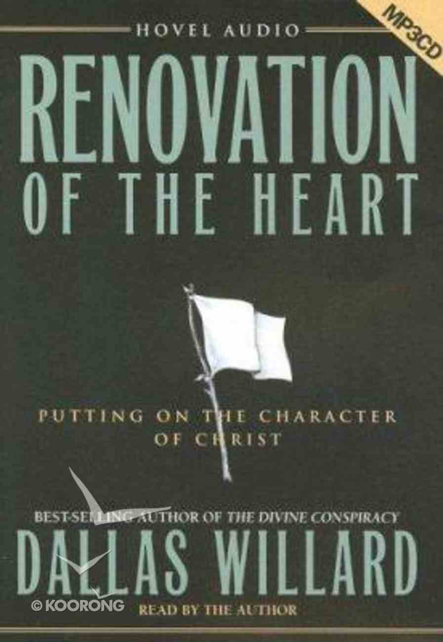 Renovation of the Heart (Mp3) CD