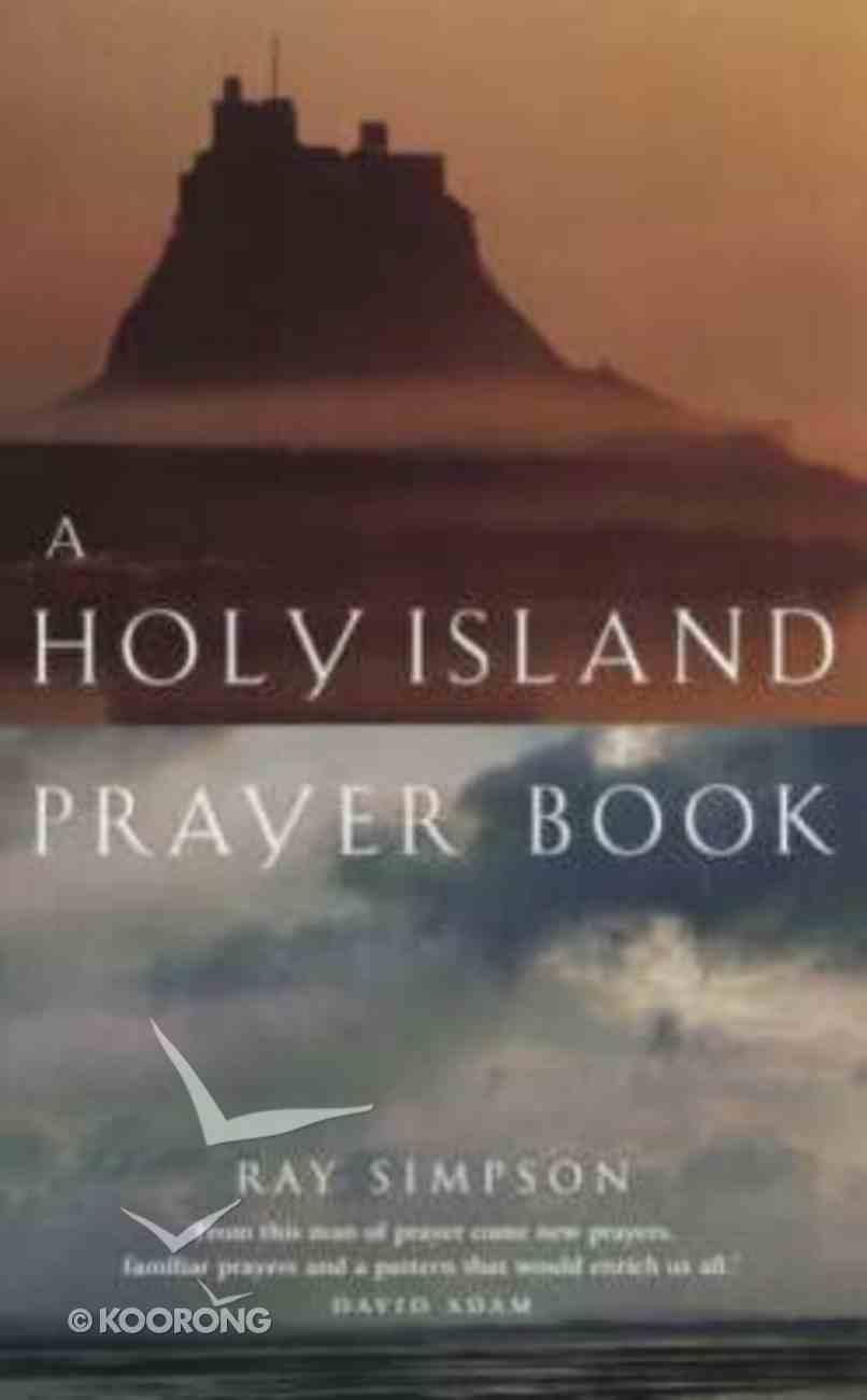 Holy Island Prayer Book Paperback