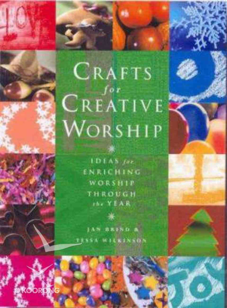 Crafts For Creative Worship Paperback