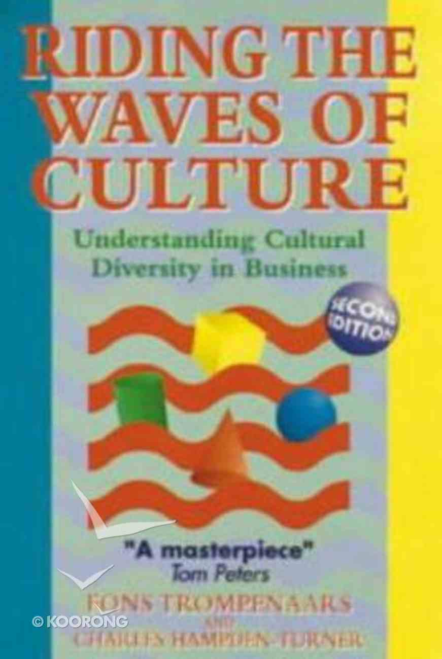 Riding the Waves Culture Paperback