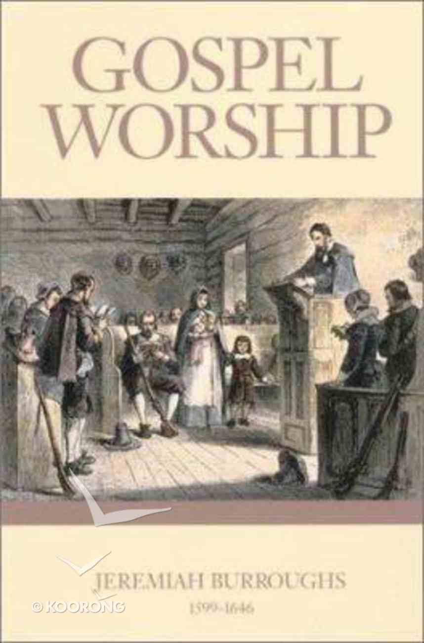 Gospel Worship Hardback