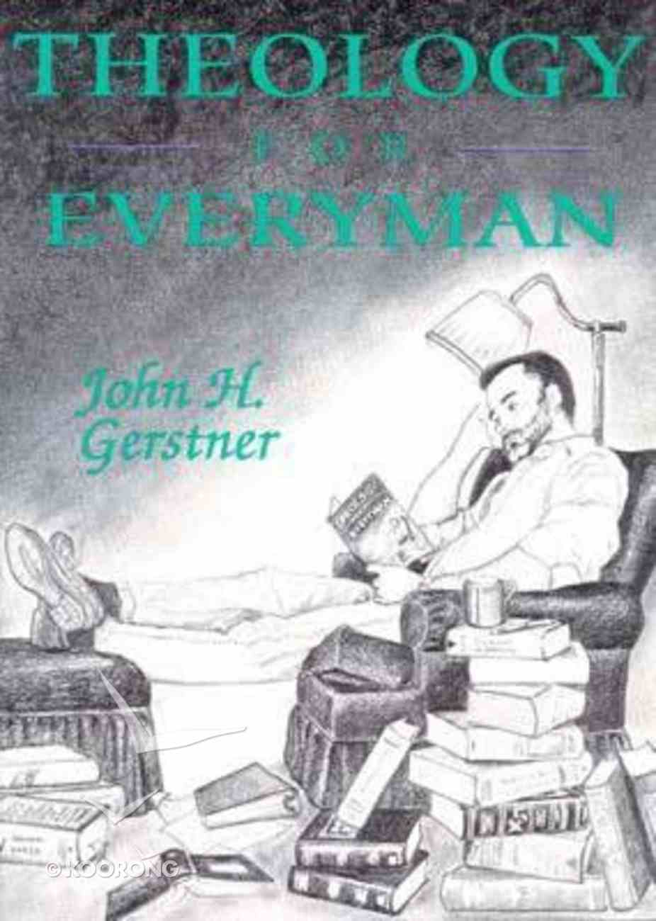 Theology For Everyman Paperback