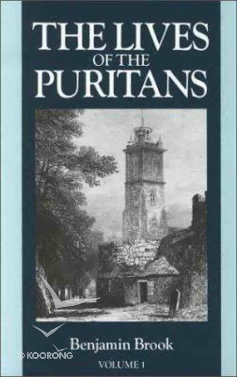 Lives of the Puritans (3 Vol Set) Hardback