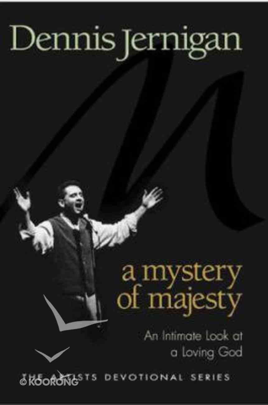 Mystery of Majesty Hardback