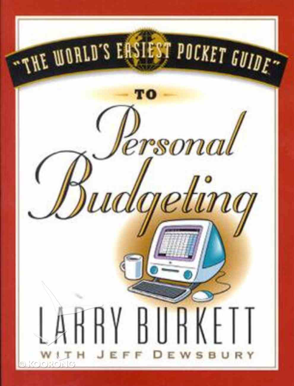 The World's Easiest Pocket Guide to Personal Budgeting Paperback