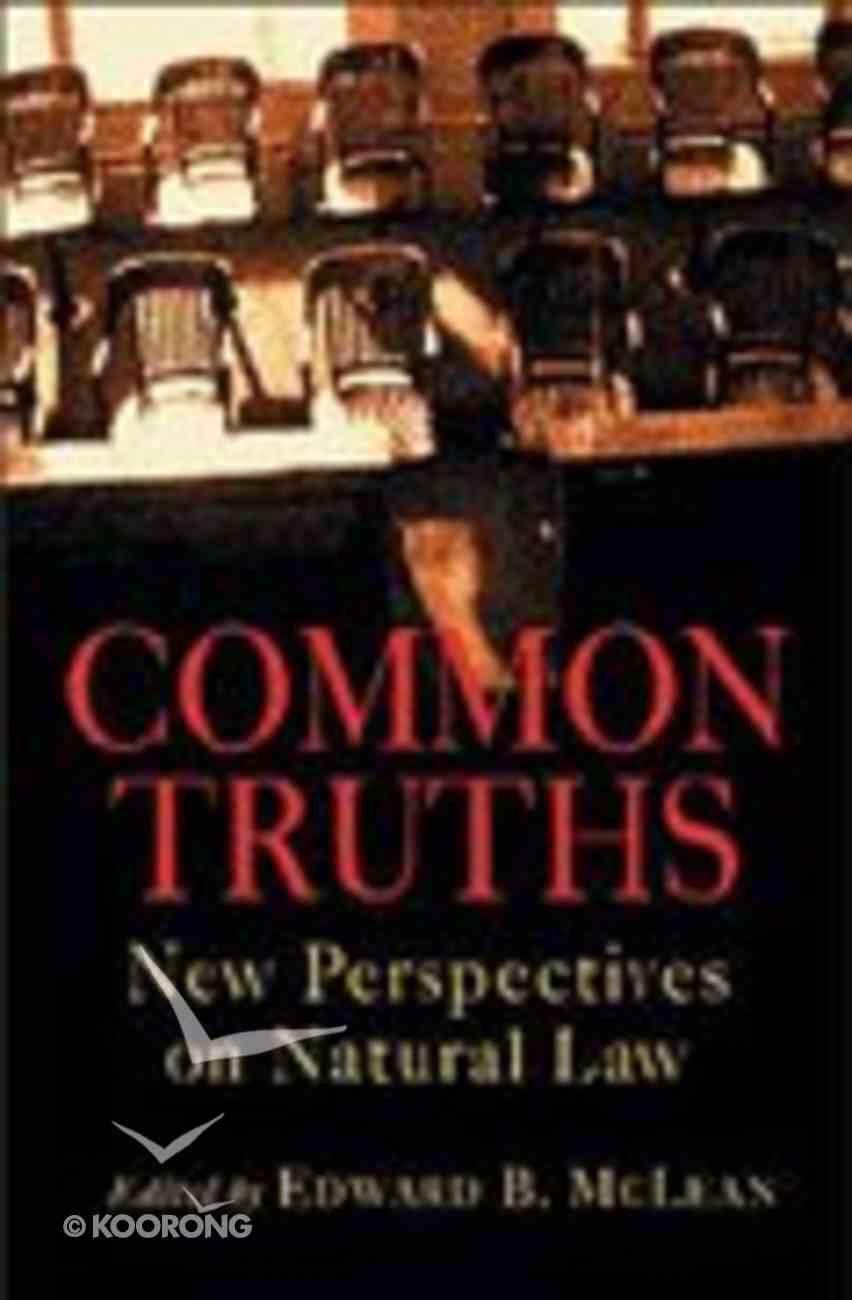Common Truths Hardback