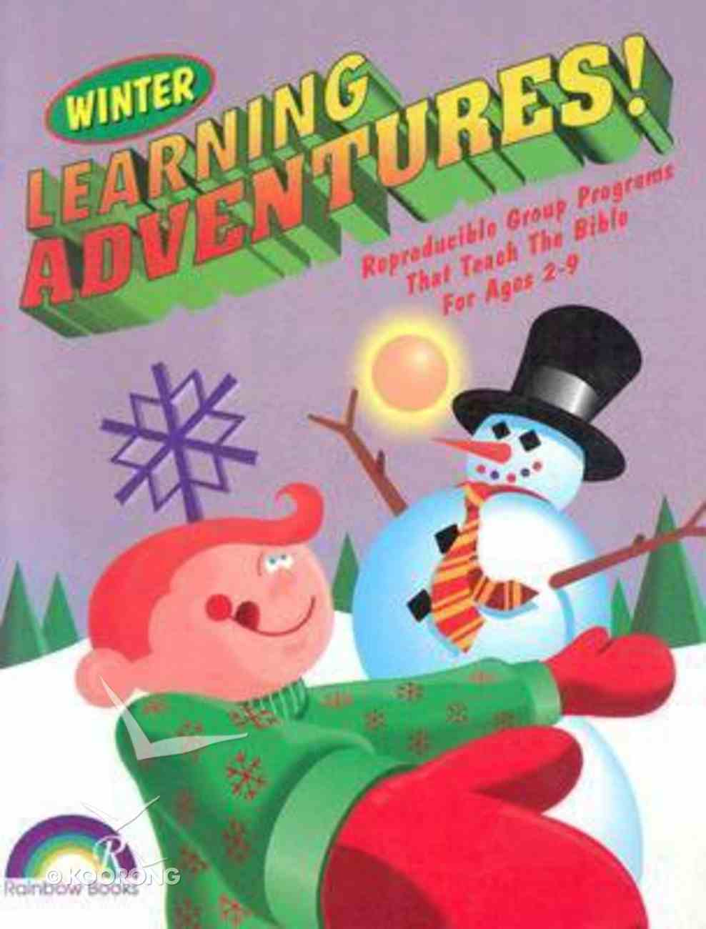 Learning Adventures: Winter Paperback