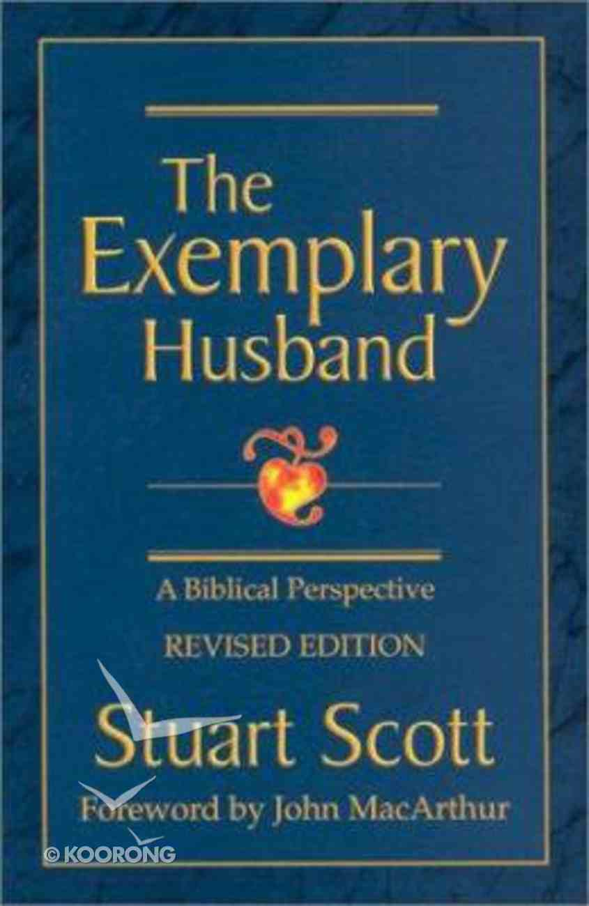 The Exemplary Husband Paperback