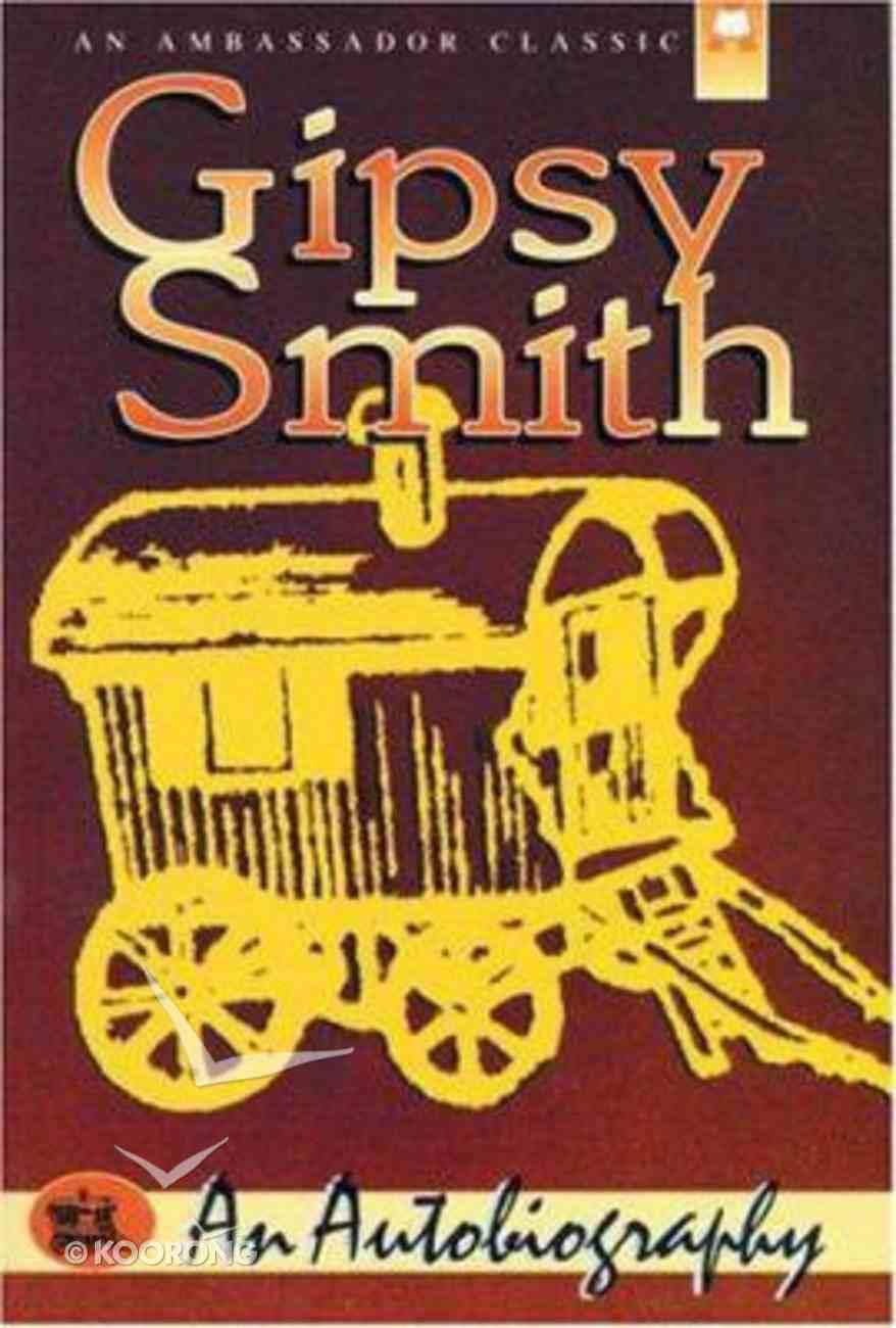 Gipsy Smith Paperback
