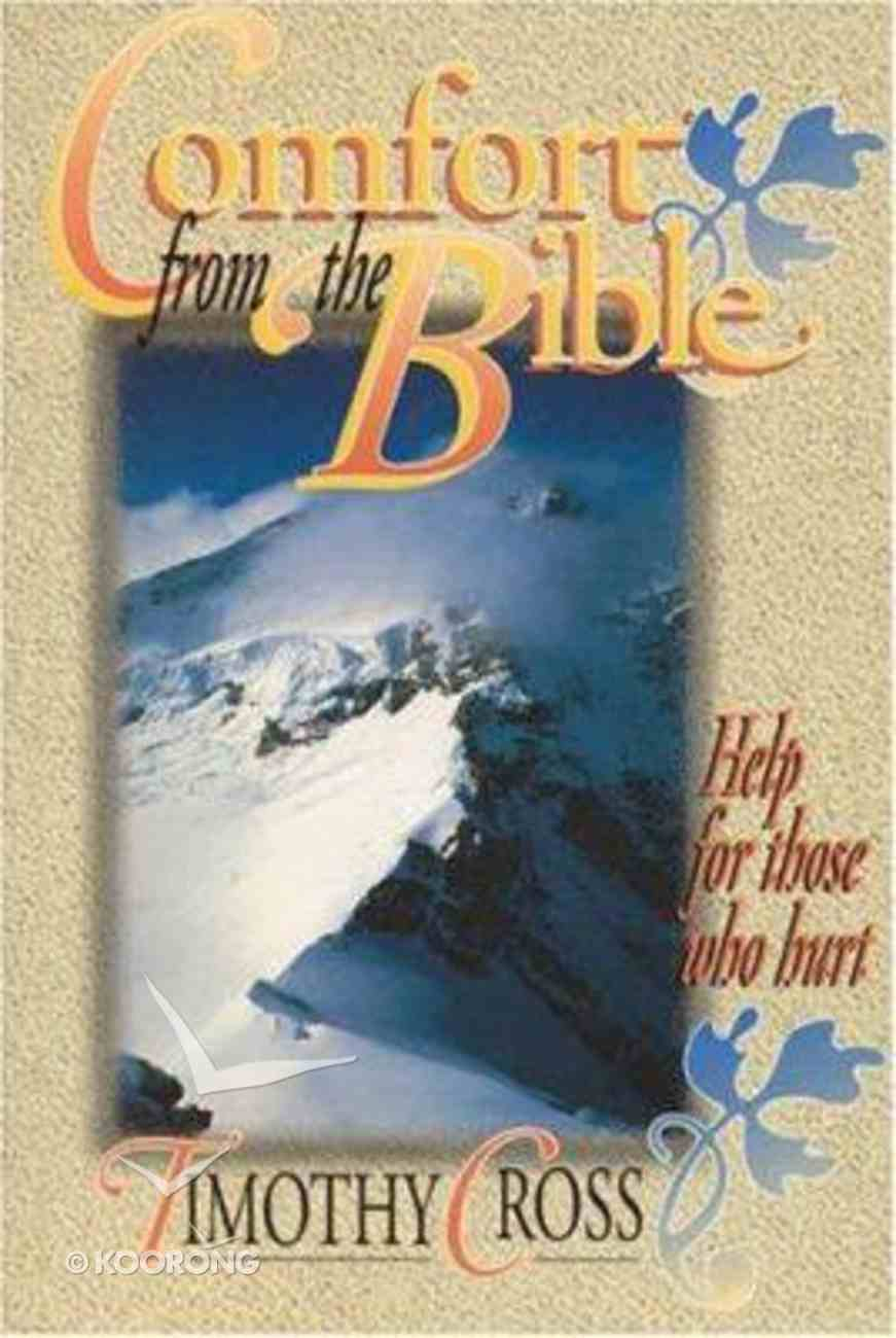 Comfort From the Bible Paperback