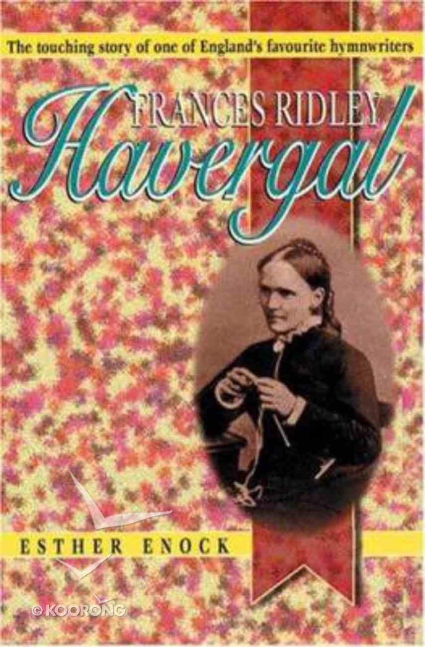 Francis Ridley Havergal Paperback