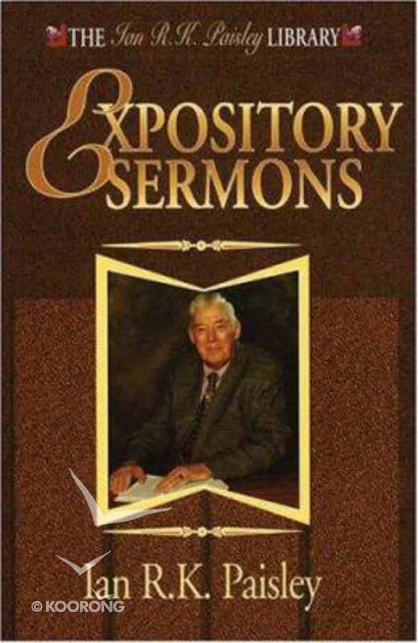 Paisley Library: Expository Sermons Paperback