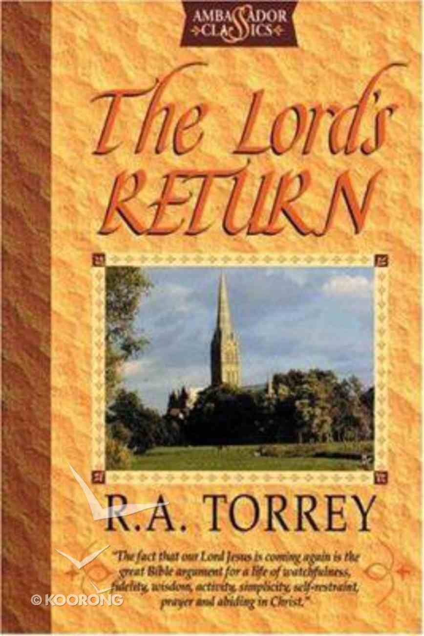 The Lord's Return Paperback