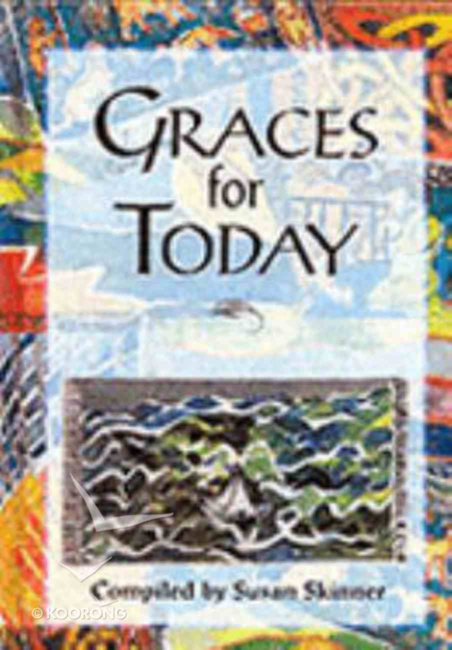 Graces For Today Hardback