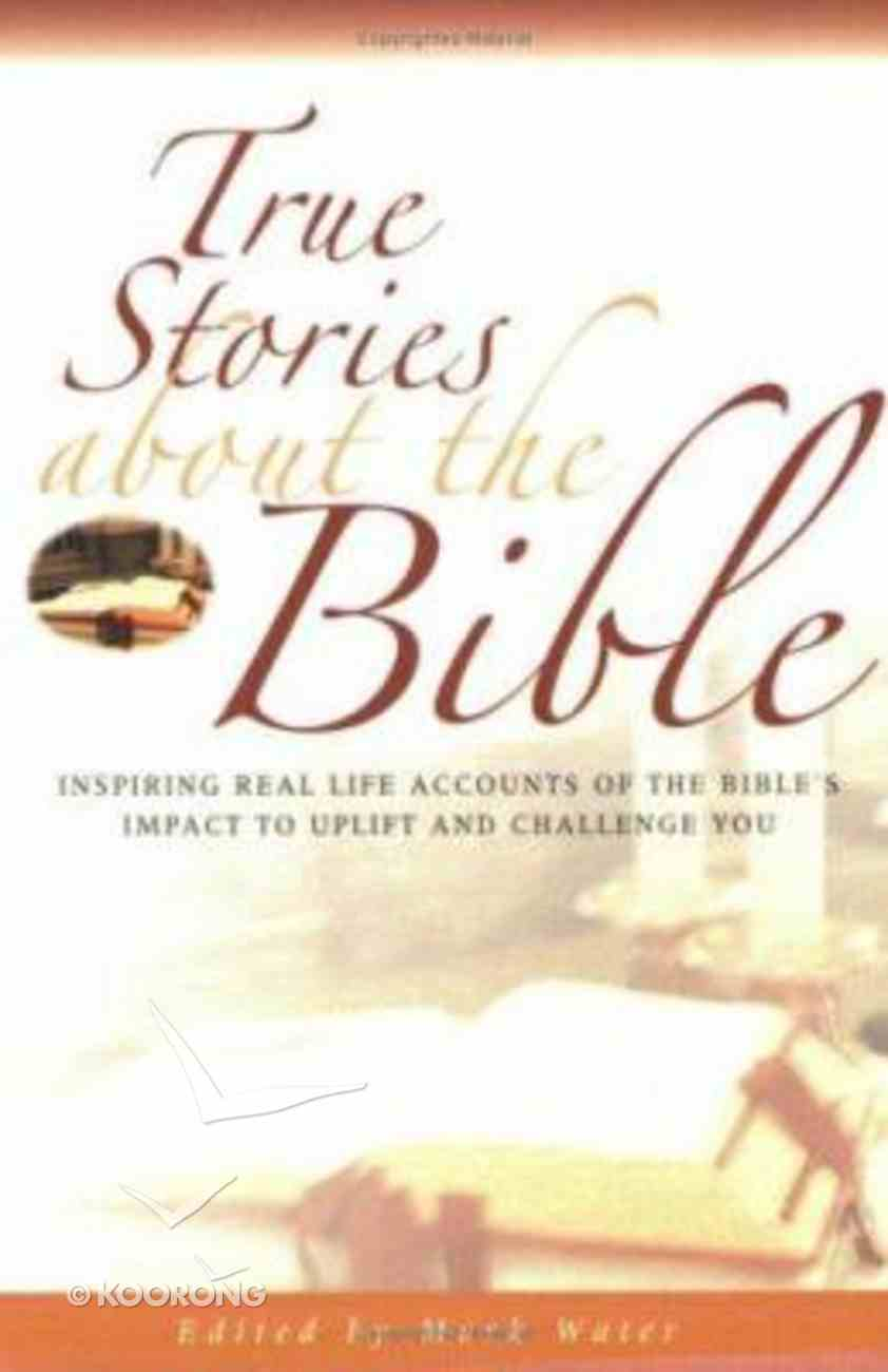 True Stories About the Bible (True Stories Series) Paperback