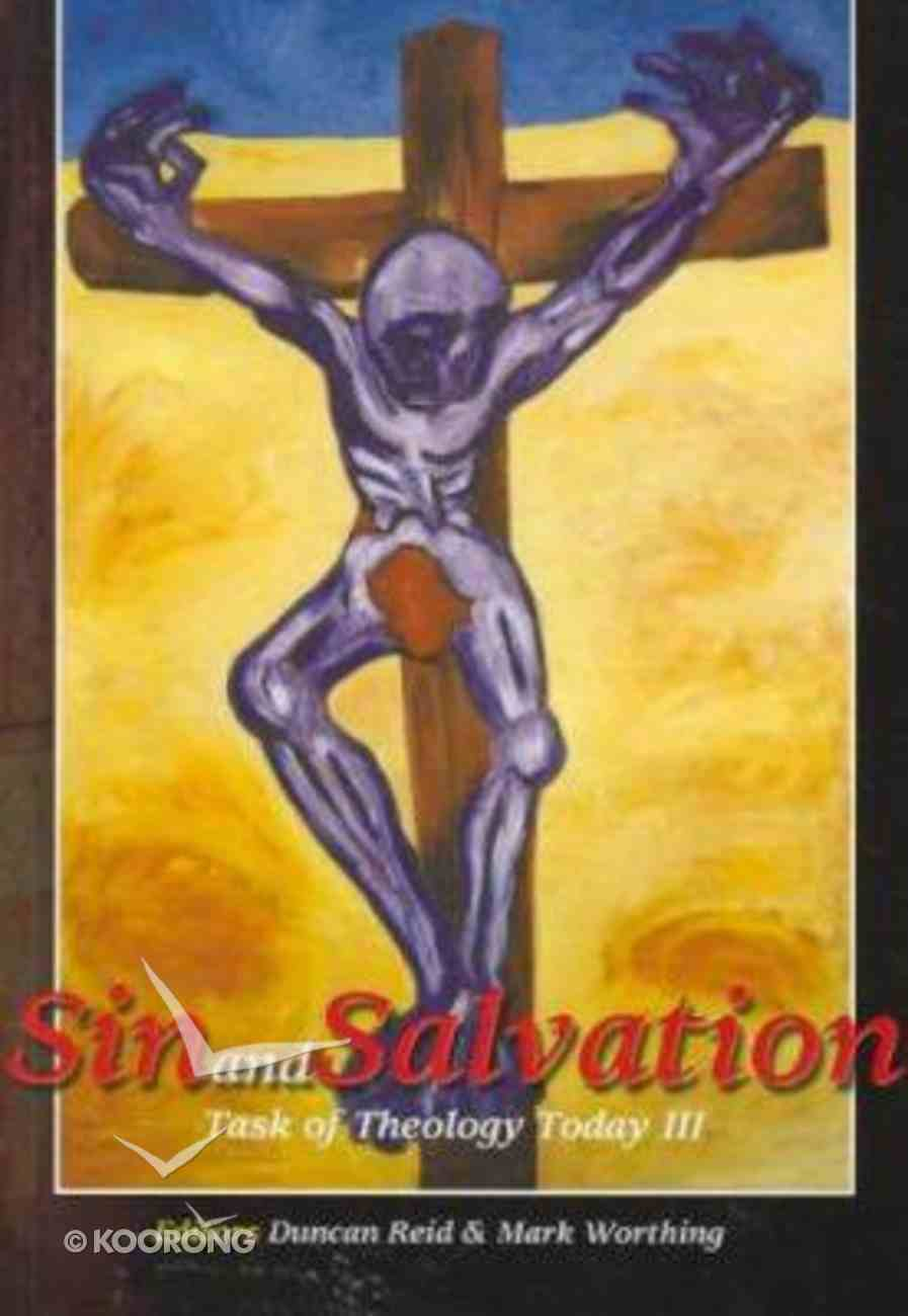 Sin and Salvation Paperback