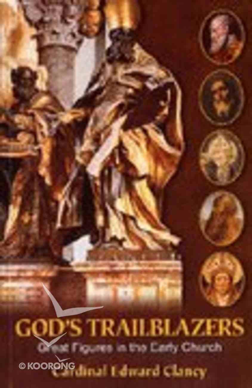 God's Trailblazers Paperback