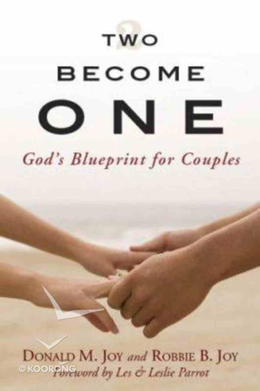 Two Become One Paperback