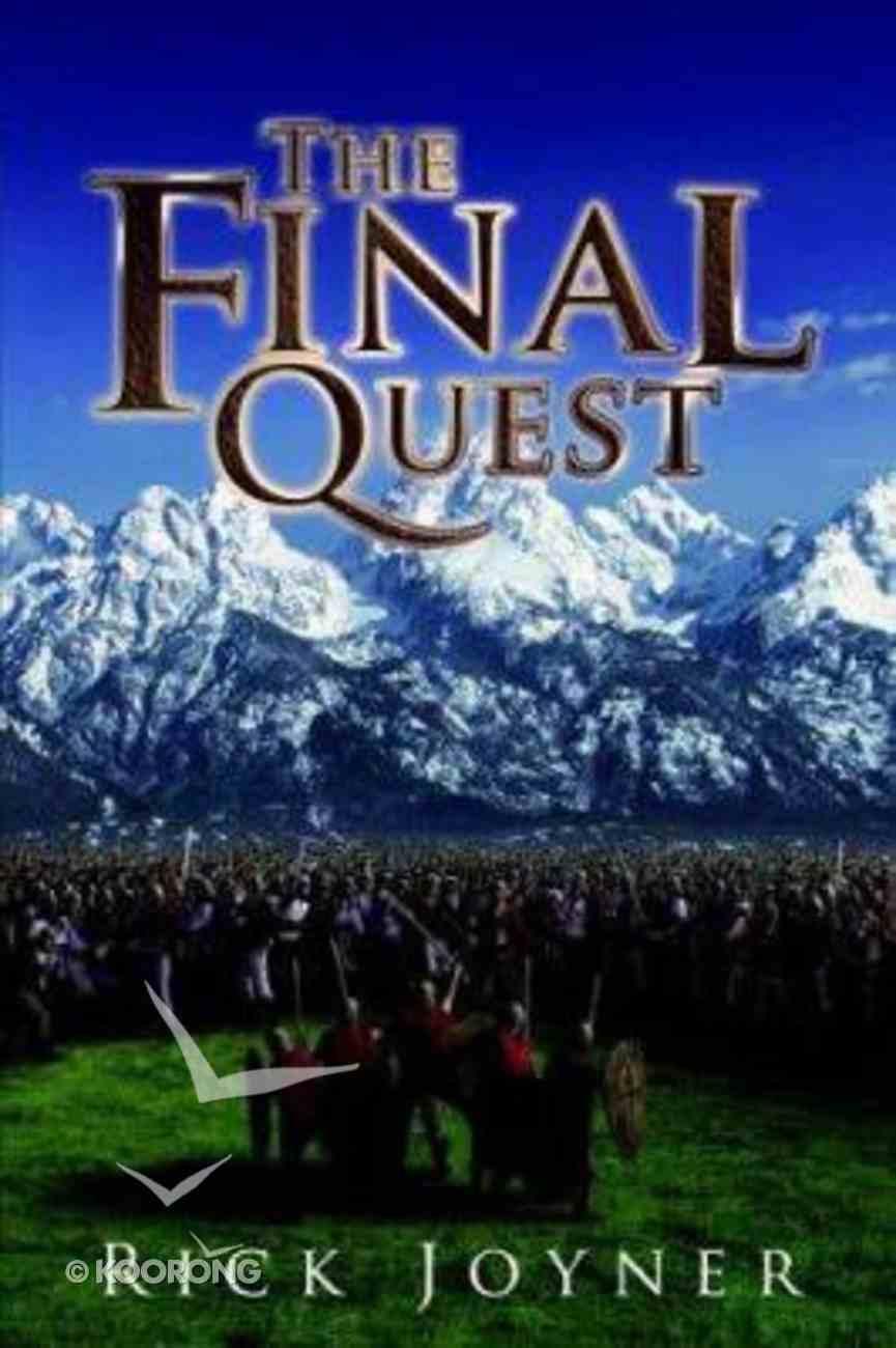 The Final Quest Mass Market