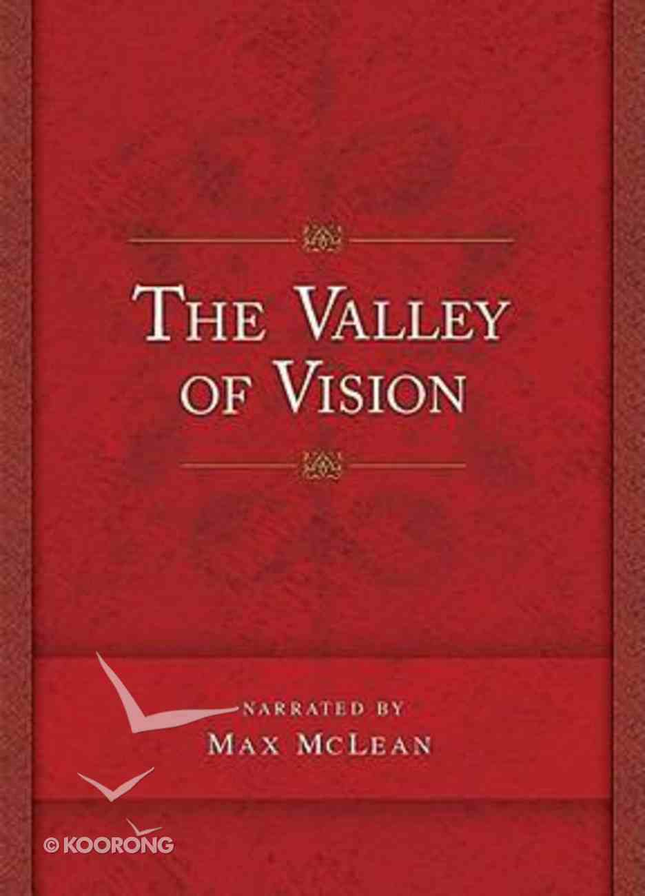 The Valley of Vision CD