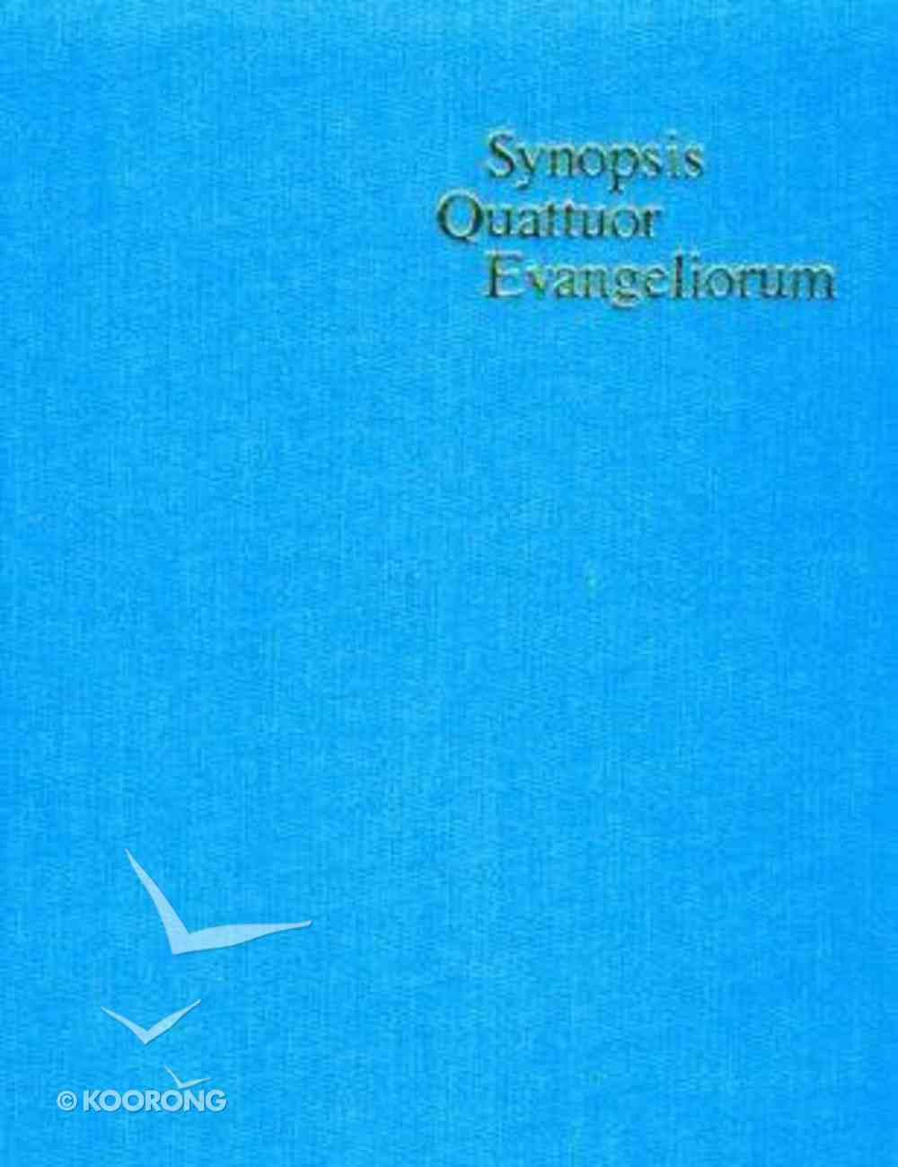 Greek Synopsis of the Four Gospels (15th Edition) Hardback