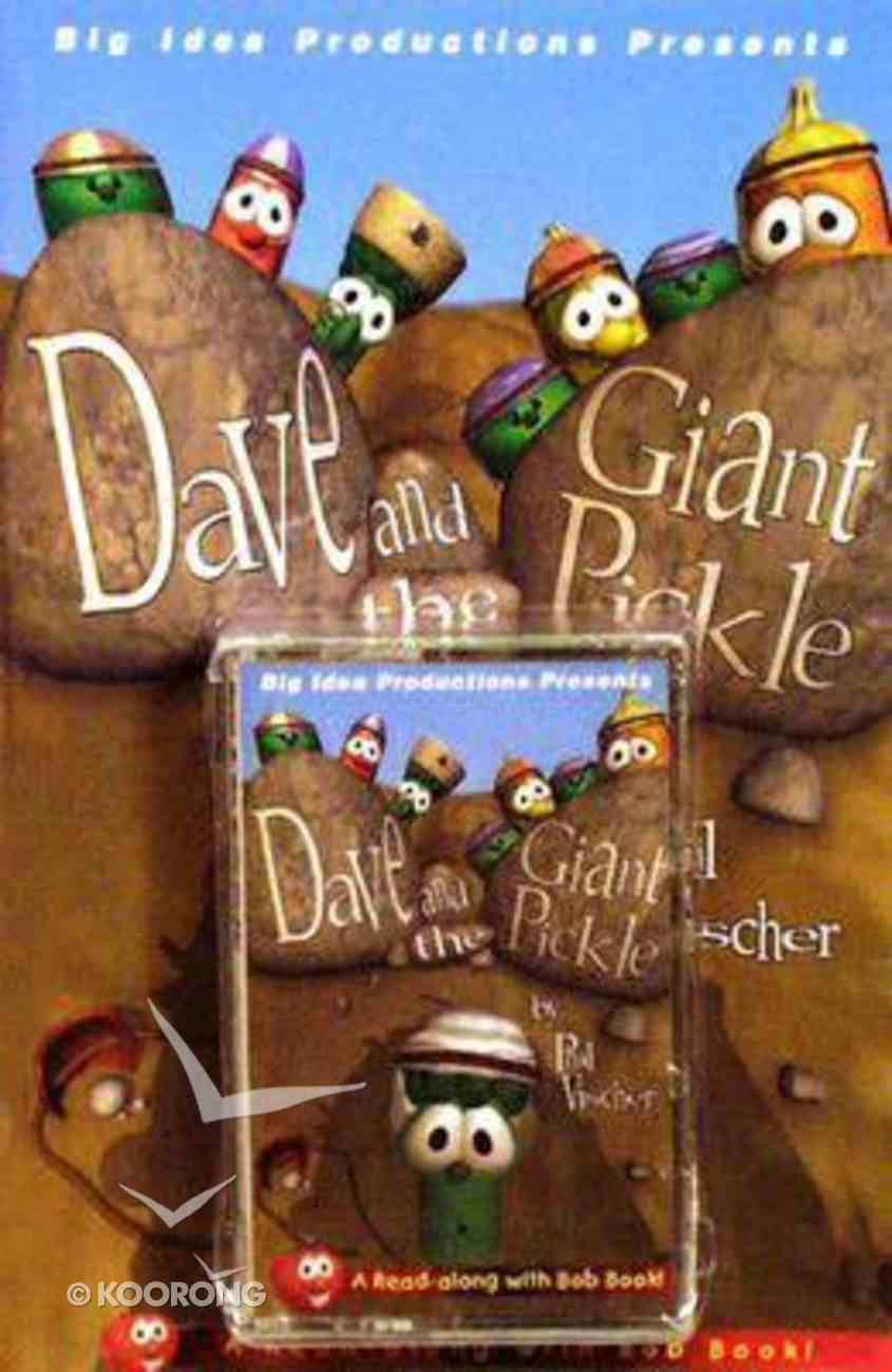 Dave and the Giant Pickle Read and Listen (Veggie Tales (Veggietales) Series) Paperback