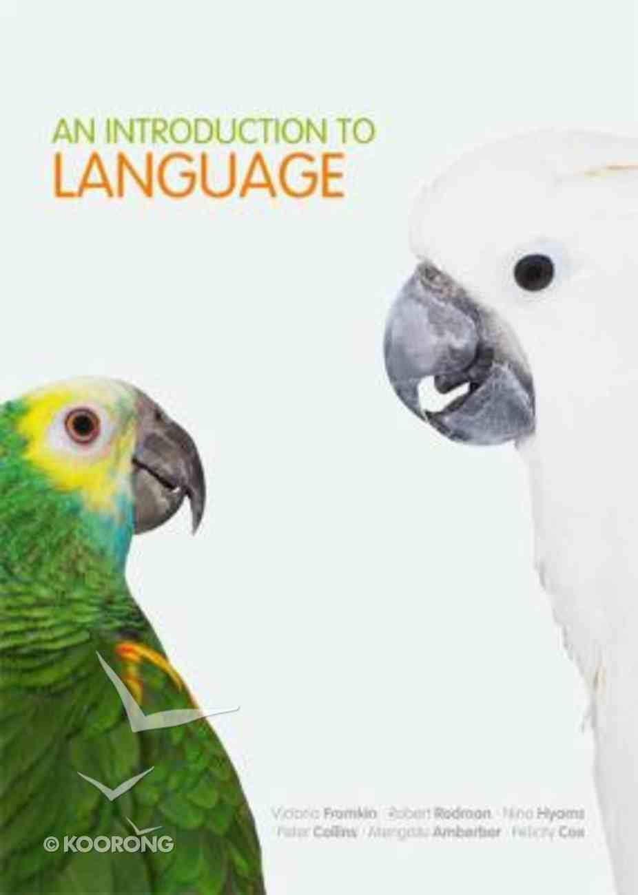 An Introduction to Language (7th Edition) Paperback