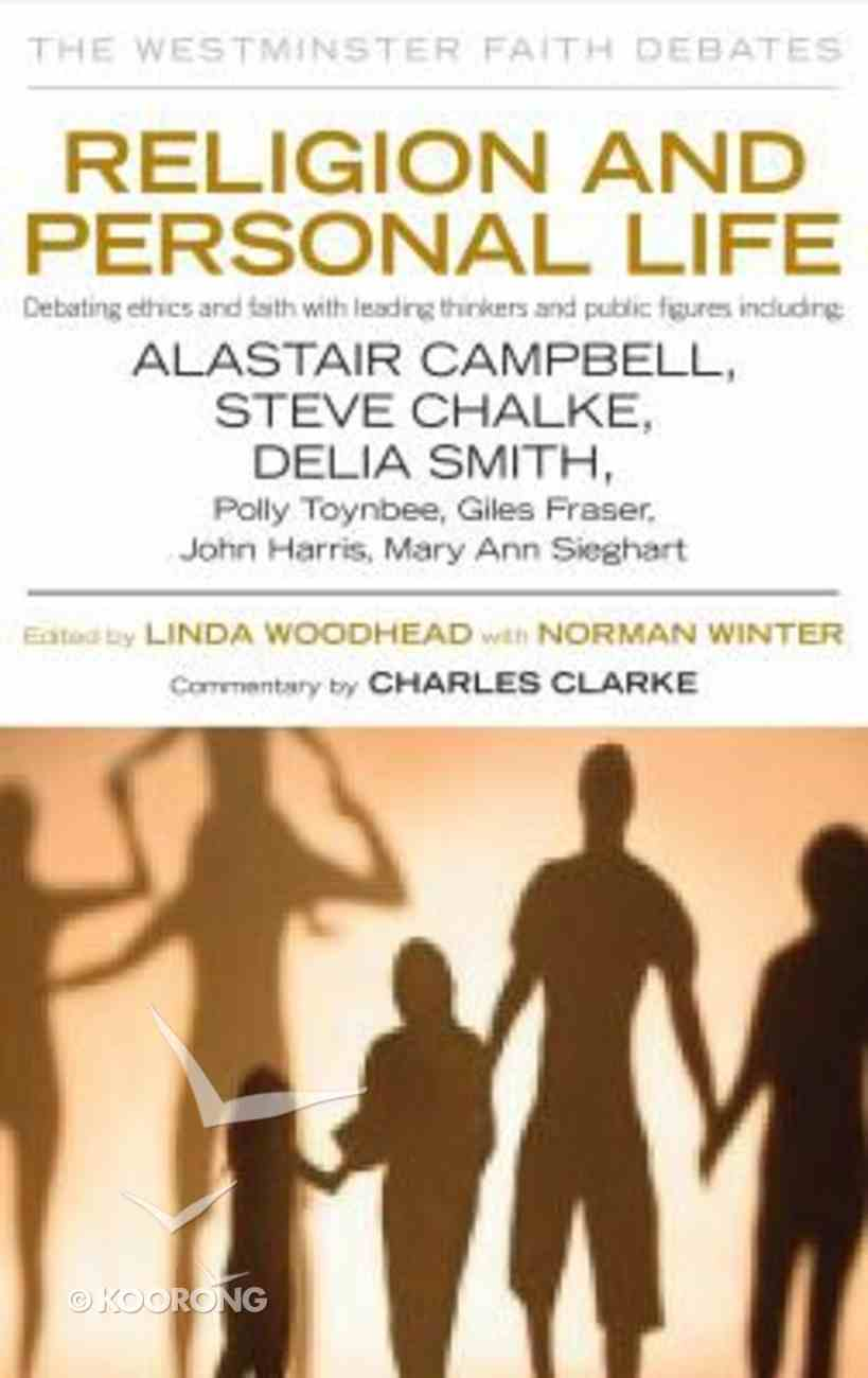Religion and Personal Life Paperback