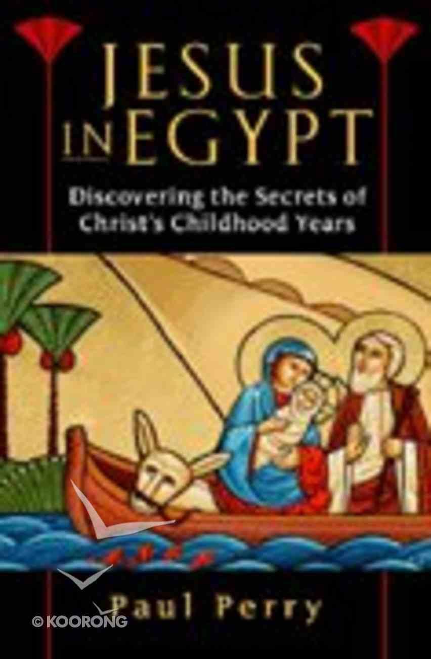 Jesus in Egypt Hardback