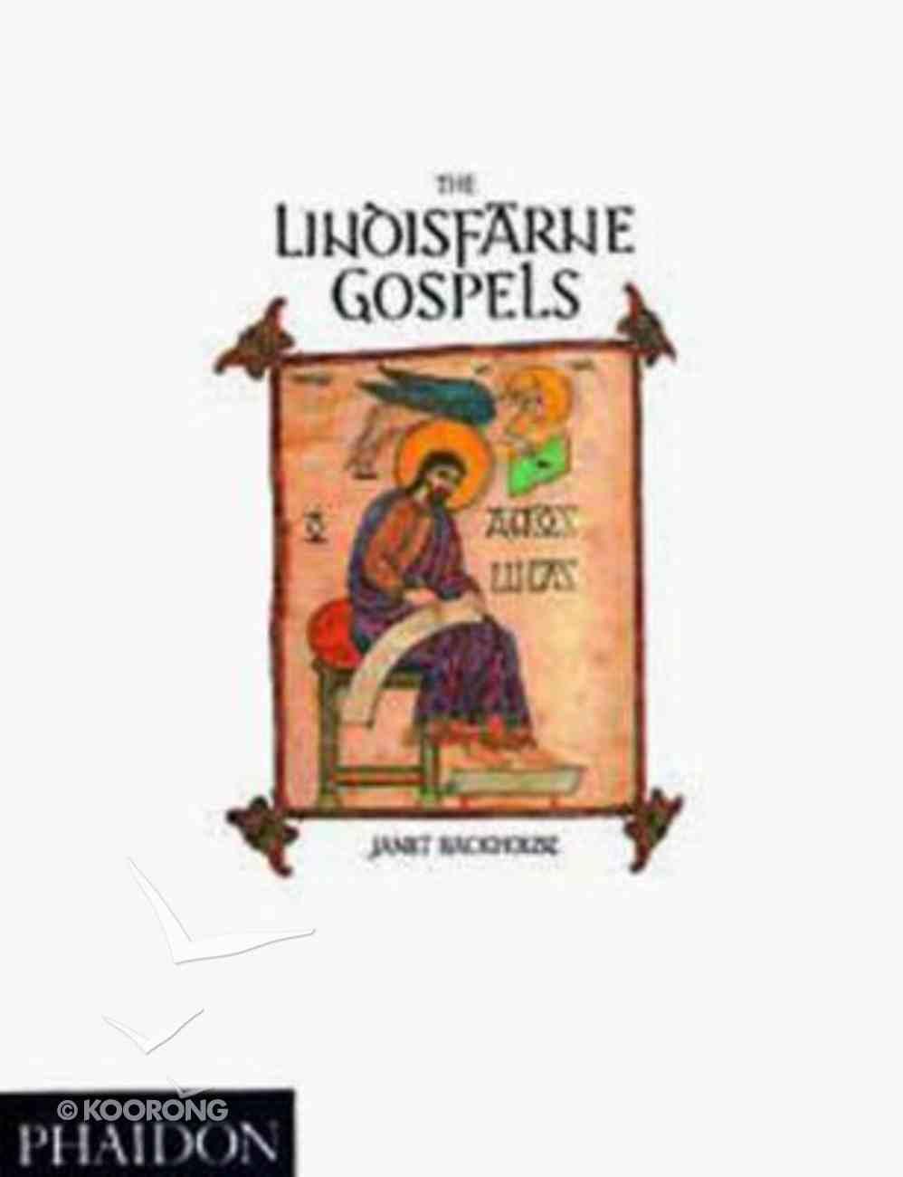 The Lindisfarne Gospels Paperback