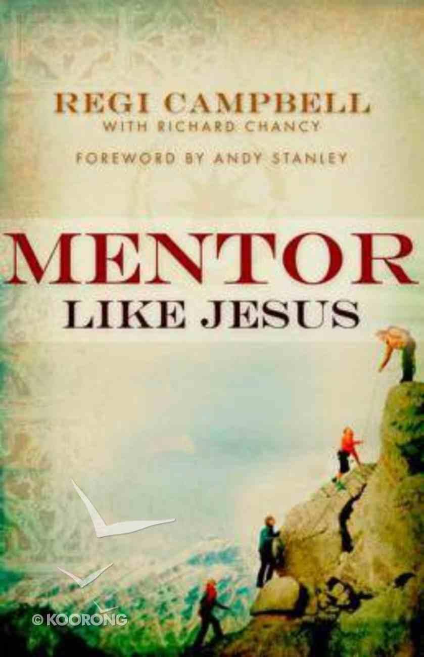 Mentor Like Jesus Hardback