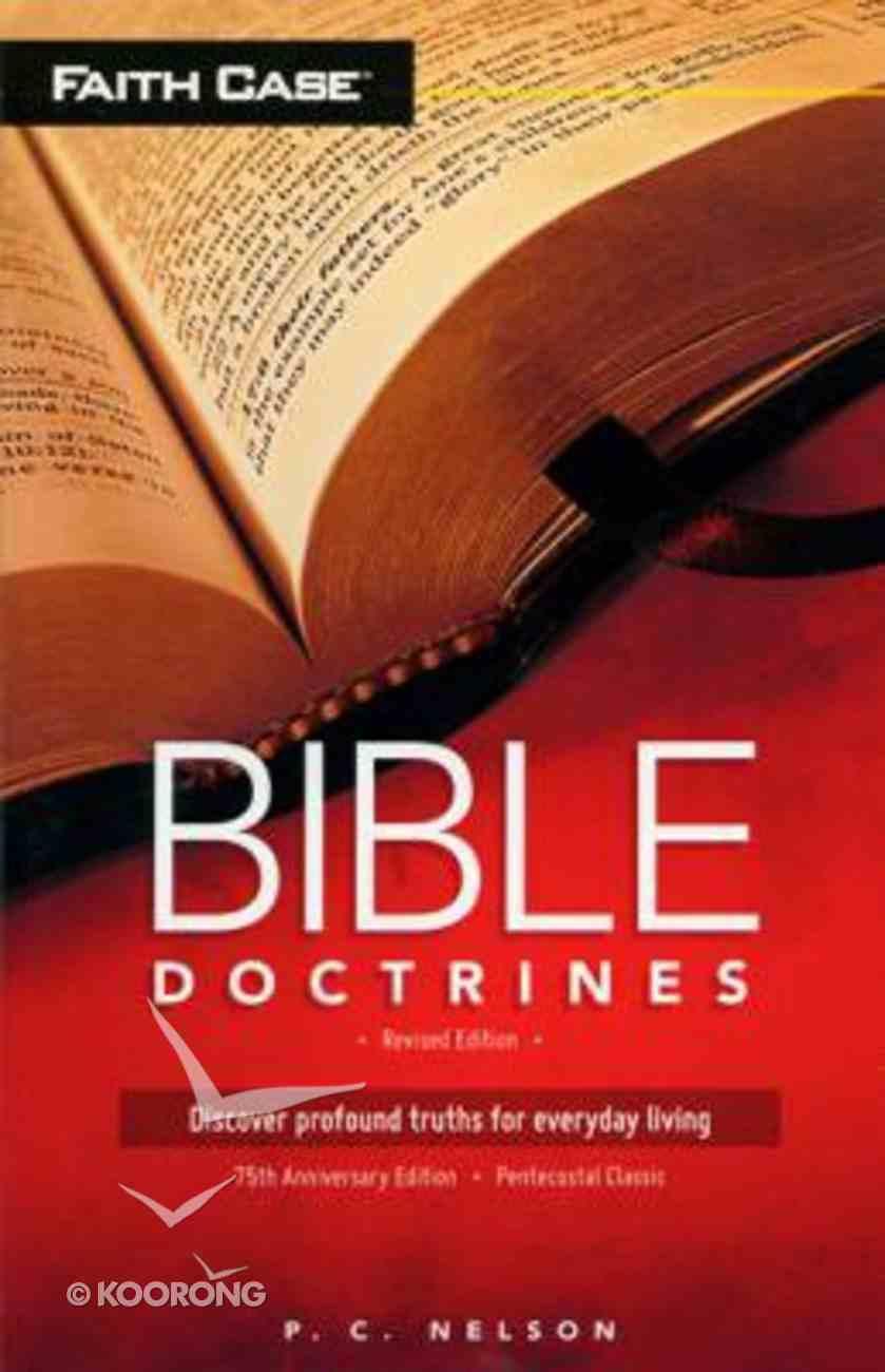 Bible Doctrines Paperback