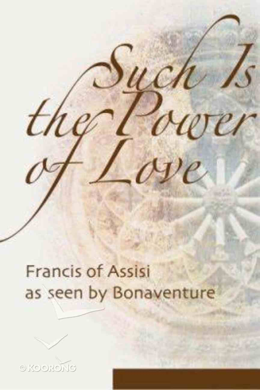 Such is the Power of Love Paperback