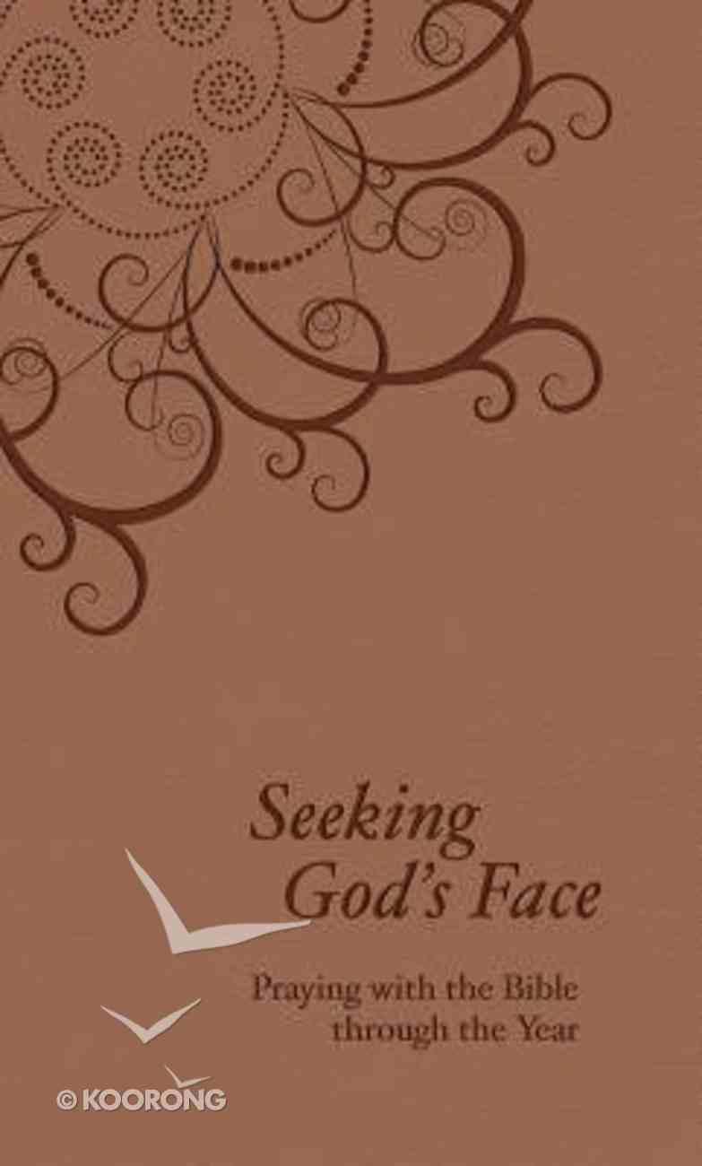 Seeking God's Face Imitation Leather