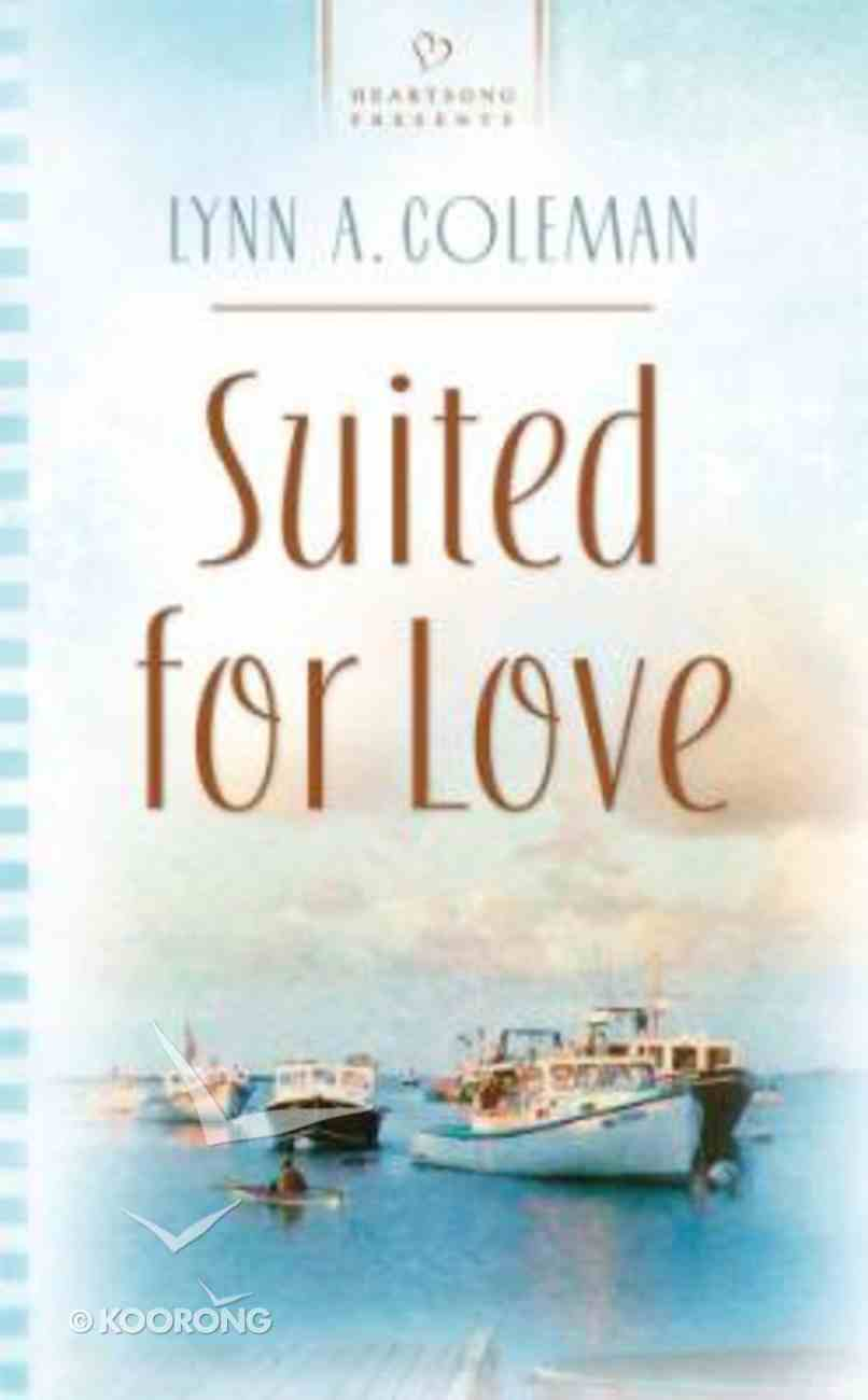 Suited For Love (#809 in Heartsong Series) Mass Market