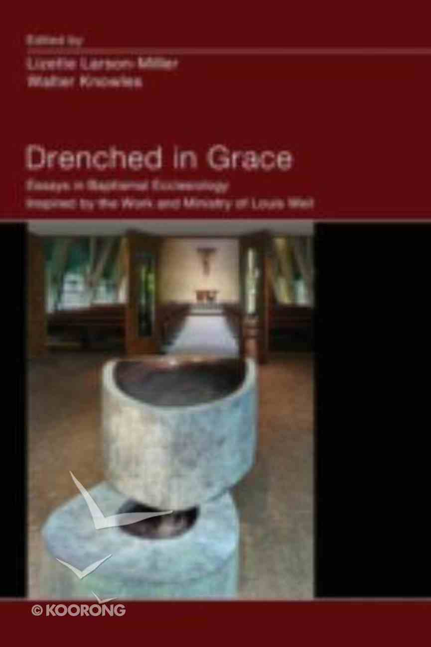 Drenched in Grace Paperback