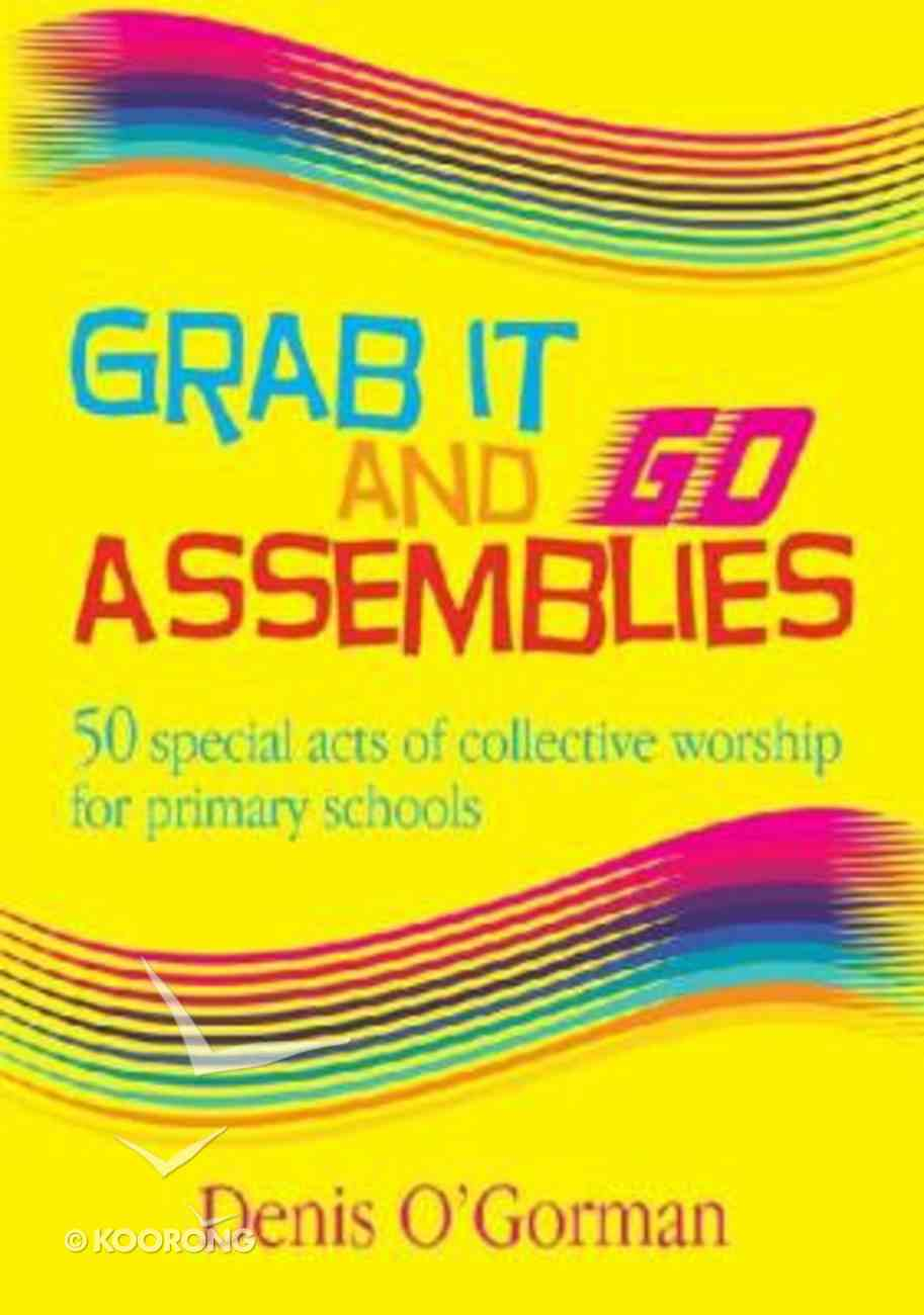Grab It and Go Assemblies Paperback