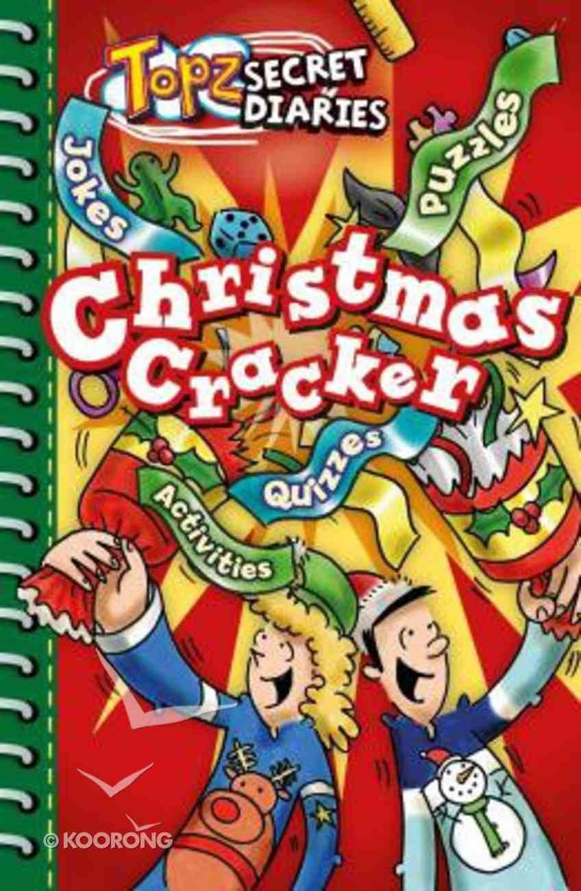 Christmas Cracker (Topz Secret Diaries Series) Paperback