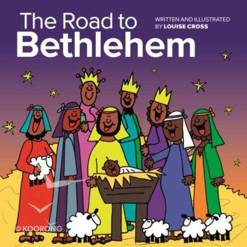 The Road to Bethlehem (Mini Book) Paperback