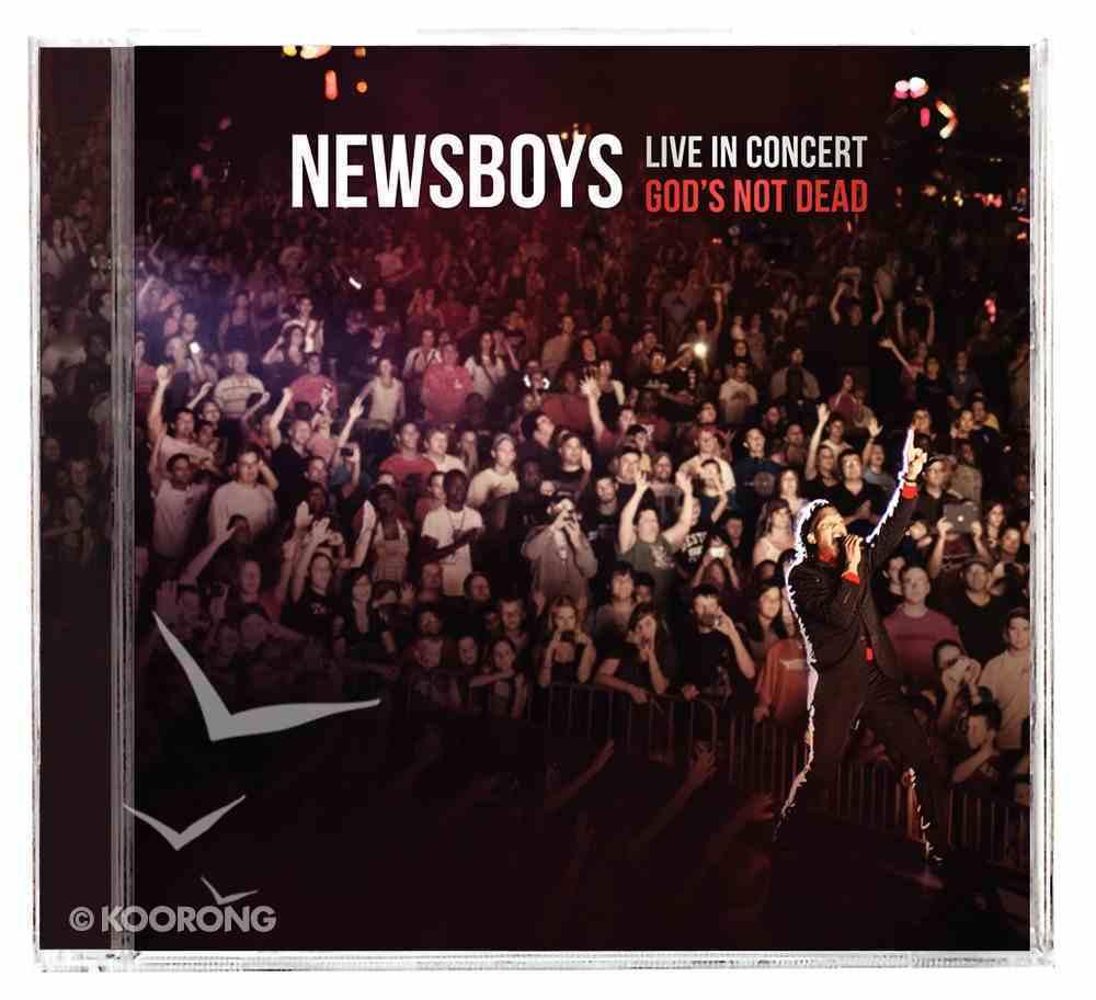 Live in Concert: God's Not Dead CD
