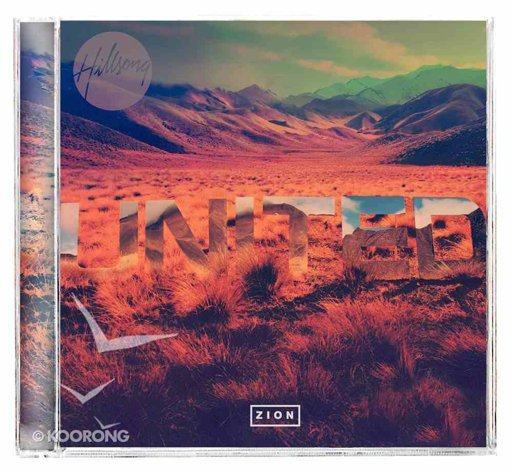 Hillsong United 2013: Zion (United Live Series) CD