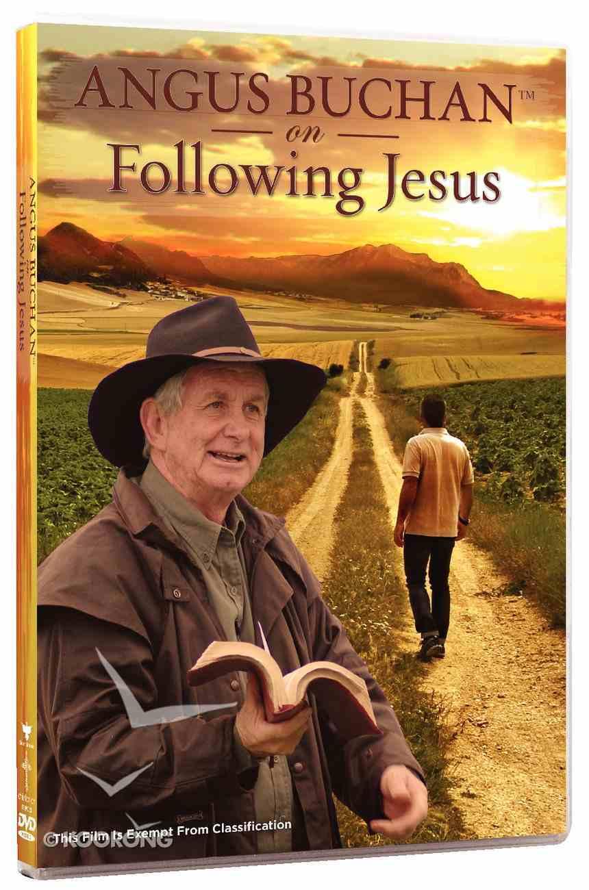 Following Jesus DVD