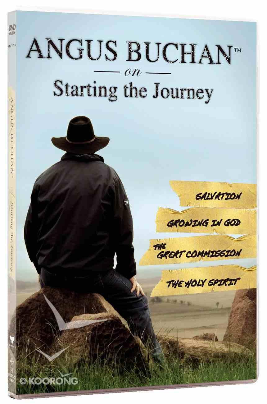 Starting the Journey DVD
