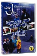 Walk With Jay #01: What Are You Afraid Of & Left Out Dvd image
