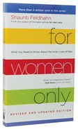 For Women Only (Revised And Updated Edition) image
