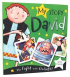 My Story David (Includes Stickers)
