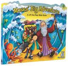 Moses Big Adventure: Lift The Flap Bible Book image